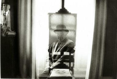 """Duane Michals """"La fotografía como texto"""""""